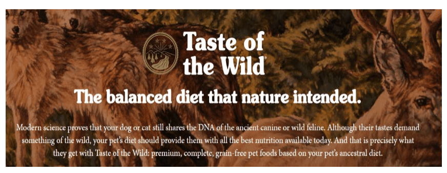 Taste of the Wild Pet Food Class Action Lawsuit – Truth