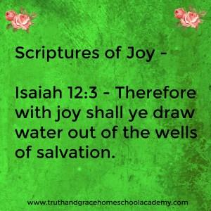 scriptures of joy series