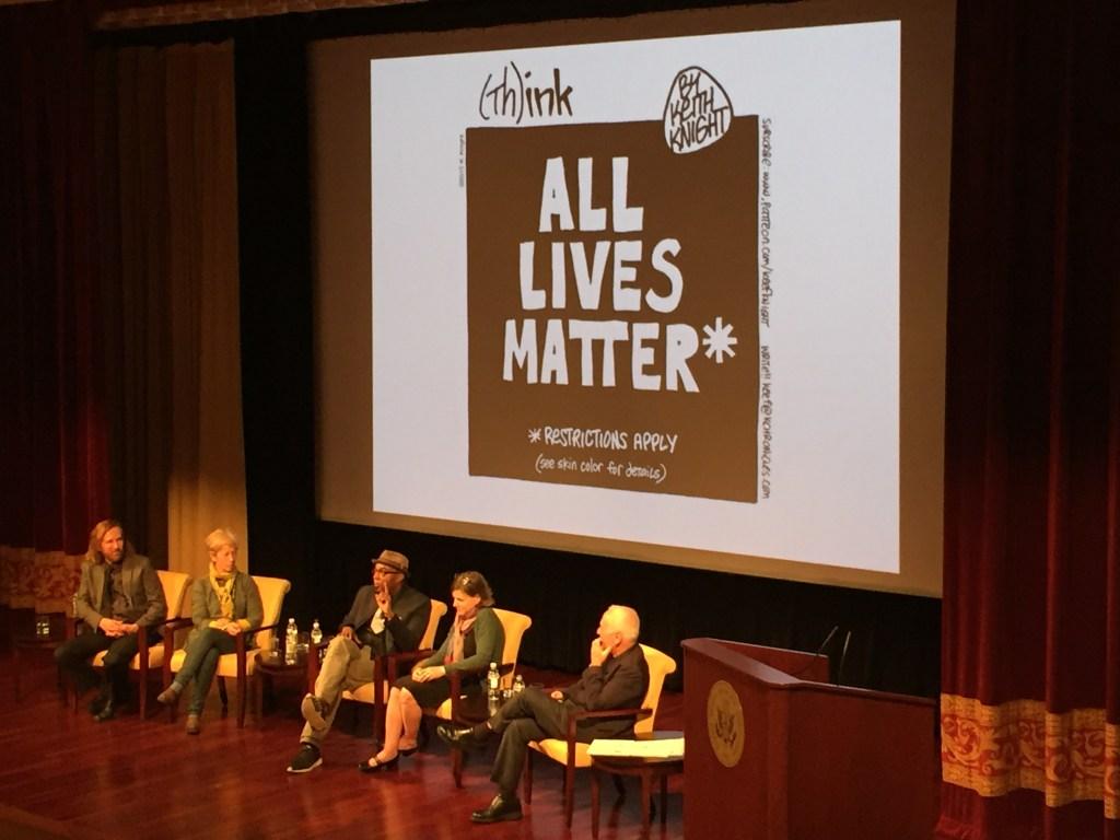 All Lives Matter *