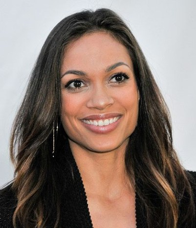 "Rosario Dawson. Actress. ""Rent,"" ""Frank Miller's Sin City."""