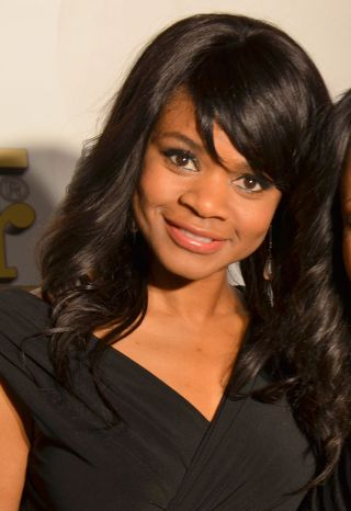 """Kimberly Elise. Actress. """"For Colored Girls,"""" """"Beloved."""""""