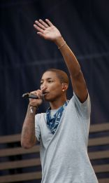 """Pharrell Williams. Actor. Producer. Composer. """"Despicable Me 2,"""" """"Fast & Furious"""""""
