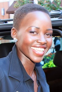 "Lupita Nyong'o. Actor, director. ""12 Years a Slave."""