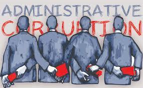 administrative corruption