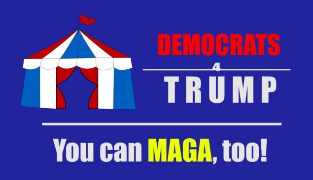 Dems for Trump Maga