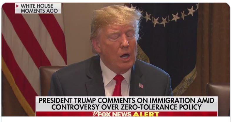 TRump Immigration tweet