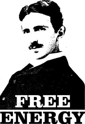 energy free tesla
