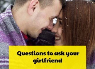 truths to ask your girlfriend