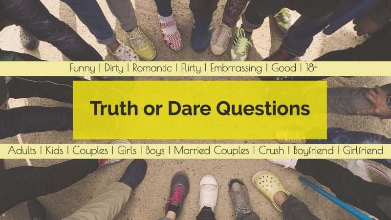 Erotic dare questions