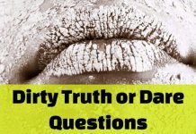 dirty truth or dare questions