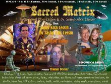 Andrew Aloha ~ 07/14/19 ~ Sacred Matrix ~ Hosts Janet Kira & Dr. Sasha Alex Lessin