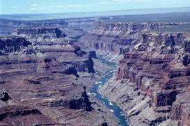 Grand Canyon with river