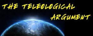 Teleological Argument pic