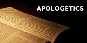 Apologetics and the Bible