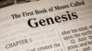 Genesis, the first book of Moses