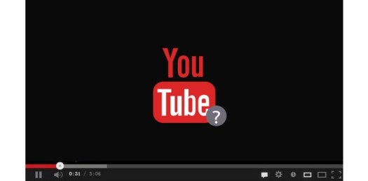 Picture of youtube video dashboard as a source of knowledge for finding purpose in life