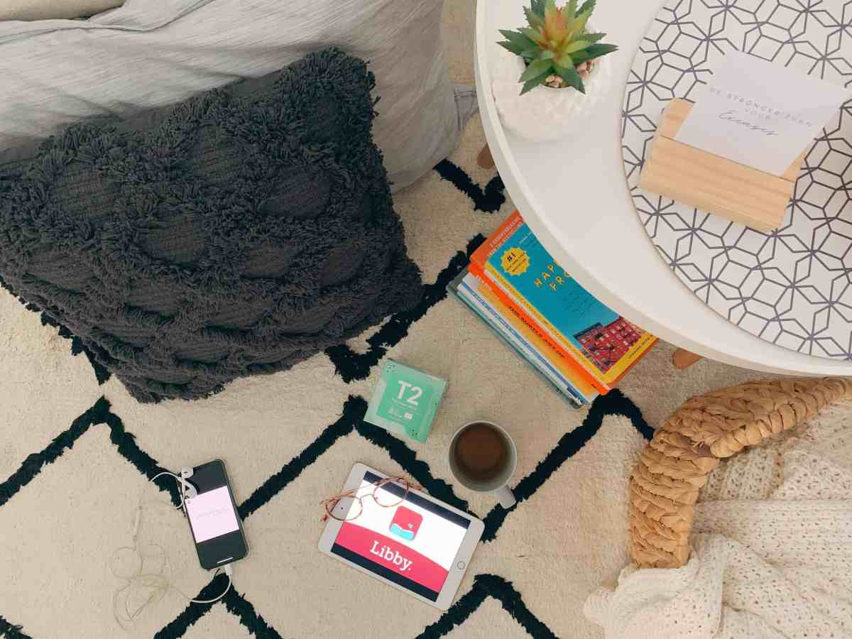 Cozy Corner with Libby Book and Archewell Podcast