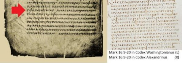 FRAGMENTS OF ERROR: Creation Ministries International (CMI) Errs Yet Again on Textual Criticism