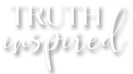 Truth Inspired logo. Text only.