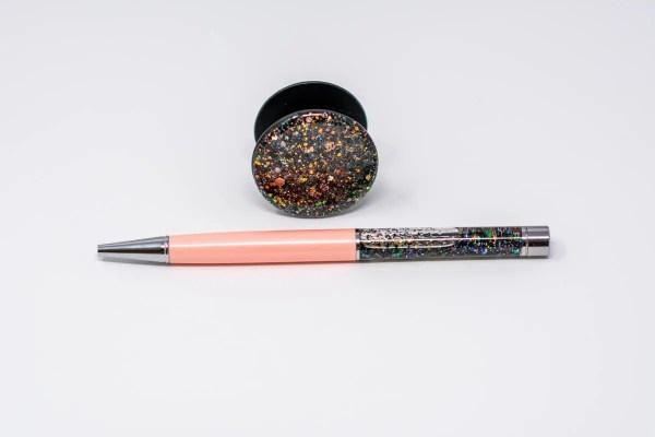 Midnight Shades Glitter Pen
