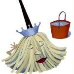 mop clean