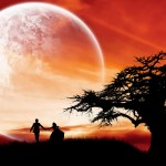 hd-love-couple-wallpaper-supermoon-romantic-night-wide