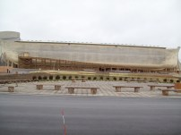 View of The Ark Encounter in Williamstown, Kentucky