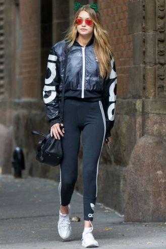 SOURCE: https://www.google.ca/url?sa=i&rct=j&q=&esrc=s&source=images&cd=&cad=rja&uact=8&ved=&url=http%3A%2F%2Fwww.dailymail.co.uk%2Ftvshowbiz%2Farticle-3298531%2FThe-cat-s-meow-Gigi-Hadid-dresses-sporty-outfit-green-feline-ears-lunch-Halloween.html&psig=AFQjCNGNEANHdD4lHiUdC9WaCjF2jSVBSw&ust=1463021913417266