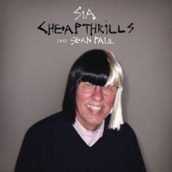 CHEAP THRILLS BY SIA (FT. SEAN PAUL)