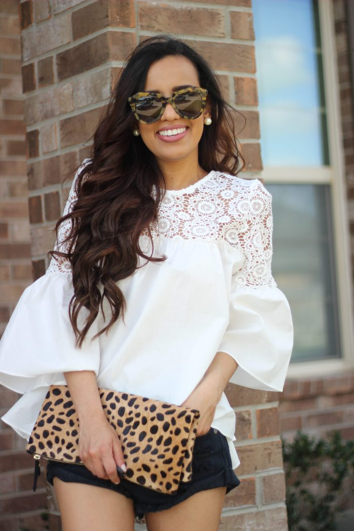 Cute Spring Top by Chicwish