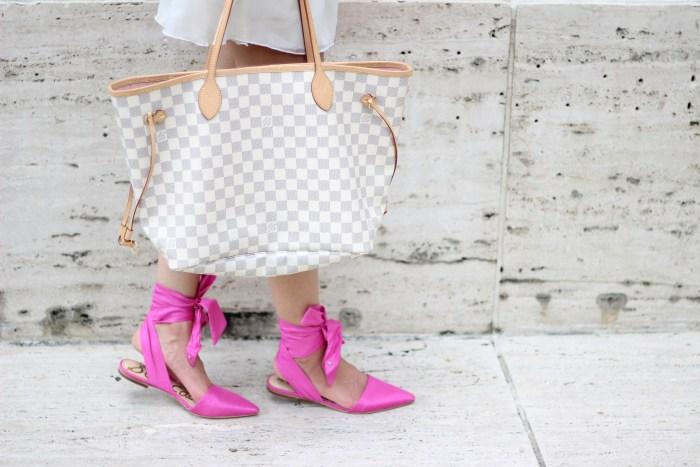 Sam Edelman Pink Sandals