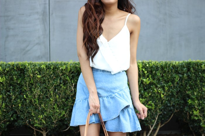 Nordstrom and Topshop Outfit