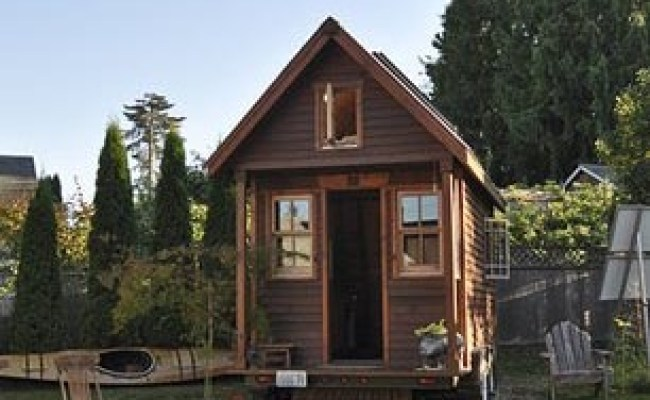 Can Tiny Houses Solve Homelessness In Portland