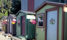 Sisterhood Of Carpenters Builds Tiny Houses Homeless