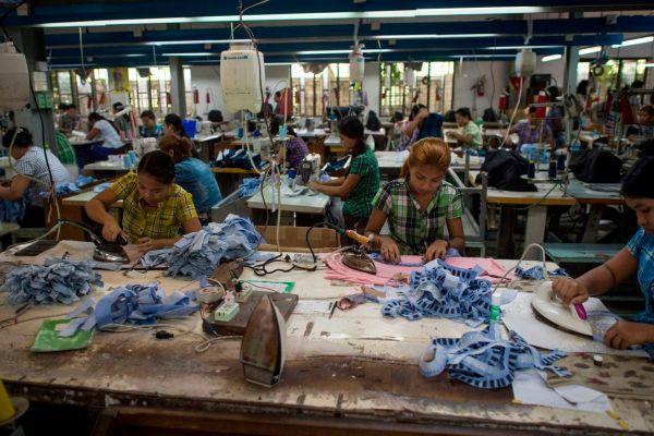Myanmar Garment Factory List - Year of Clean Water