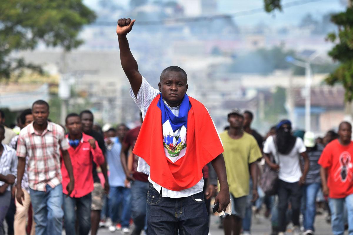 why has haiti risen