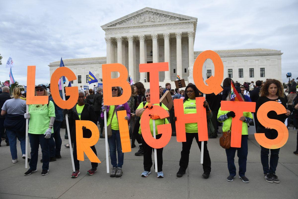 Supreme Court Cases On Lgbt Discrimination Reflect Wider