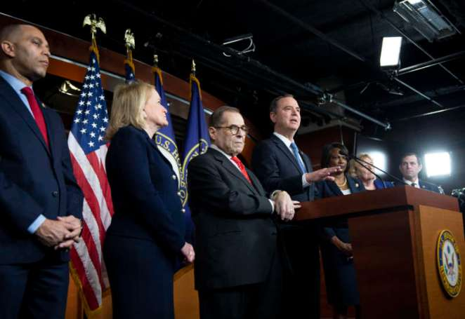 Democrats Respond to Trump's Official Statement on Impeachment Charges | @truthout 7