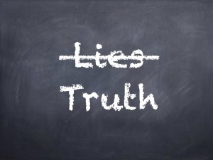 In times of universal PC deceit, telling the truth is a revolutionary act #TrueSpeech