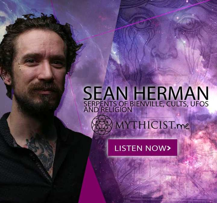 Sean Herman   The Serpents of Bienville, Cults, UFOs & Religion