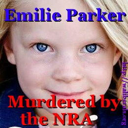 Emilie Parker murdered by the NRA
