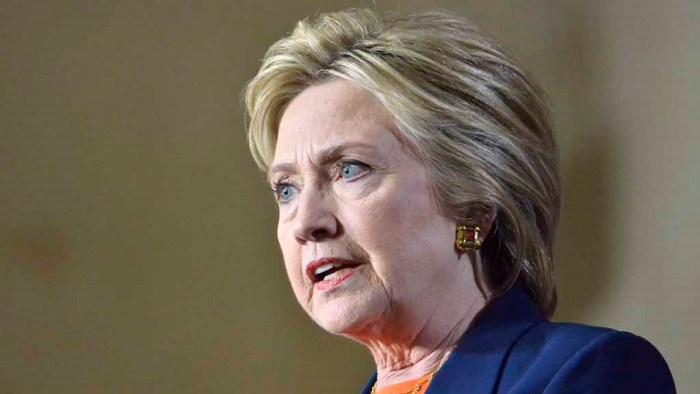 """Report Finds Hillary Clinton Guilty Of """"Dereliction Of Duty"""""""