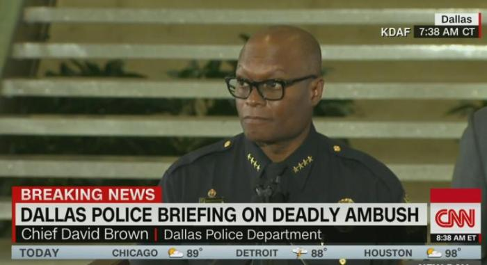 LATEST: Dallas Ambush Suspect Killed By Bomb Robot; 'Wanted To Kill White People' (Video)