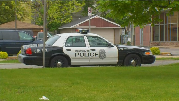 Milwaukee Officer Shot In 'Vicious' Attack While He Sat Inside Patrol Car