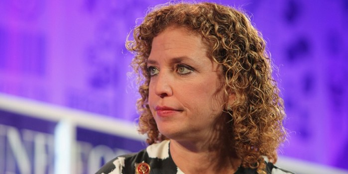 DNC Chair Debbie Wasserman Schultz Dropped From Convention