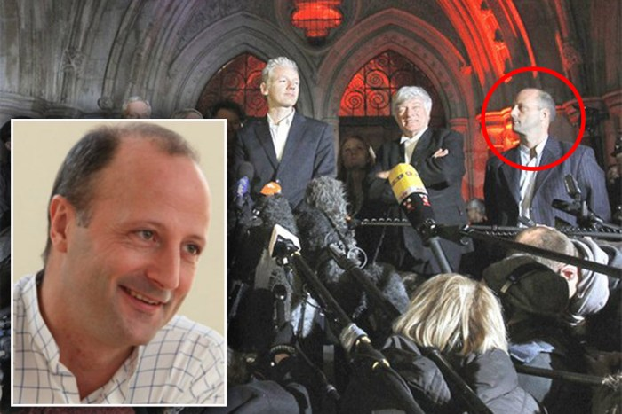 Julian Assange's Lawyer Found Dead After Being Struck by Train (Video)