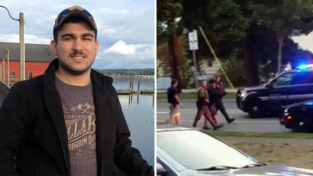 Alleged Burlington Shooter ID'd As Arcan Cetin, Immigrant From Turkey (Video)