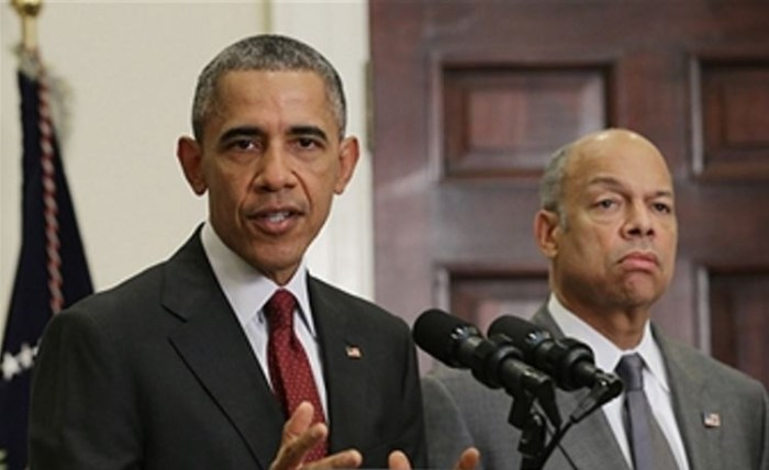 Obama And Jeh Johnson Accused Of Burying Damning DHS Border Security Report (Video)