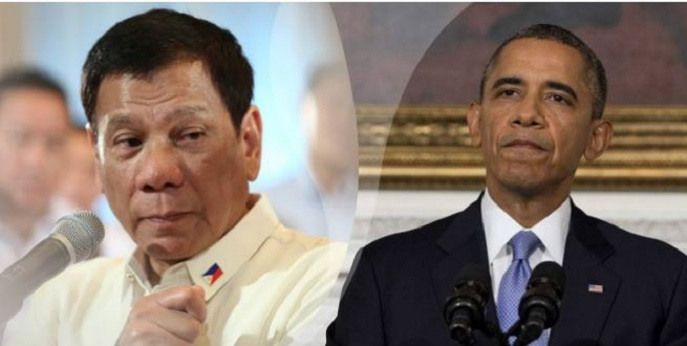 """Philippines President Defends Drug War, Lashes Out Calling Obama """"A Son Of A Whore""""  (Video)"""