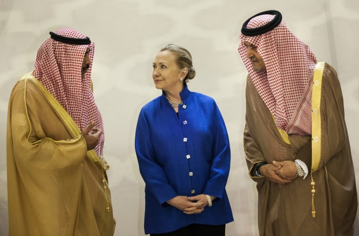 Hillary's ISIS Email Just Leaked By Wikileaks- And It's Worse Than Anyone Could Have Imagined…